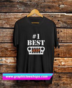 1 Best Jeep T Shirt (GPMU)