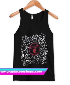 5 Seconds Of Summer band Tank-Top (GPMU)