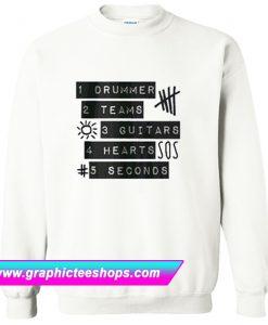 5sos 5 seconds of summer Sweatshirt (GPMU)
