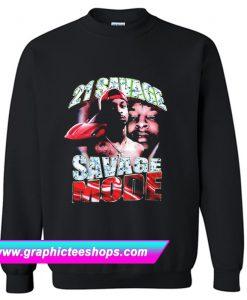21 Savage Mode Sweatshirt (GPMU)