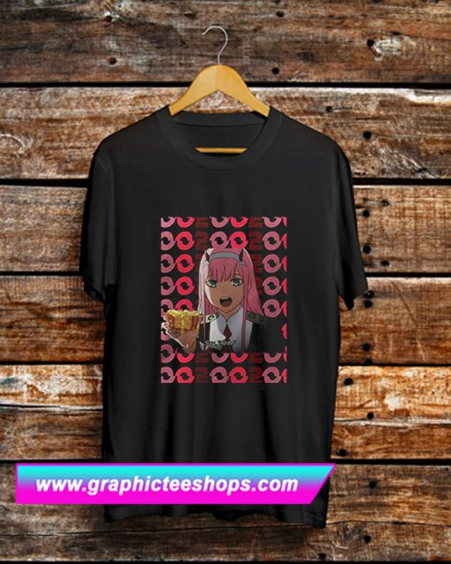 002 Darling in the FranXX T Shirt (GPMU)
