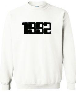 1992 Absolutely Fabulous Sweatshirt (GPMU)