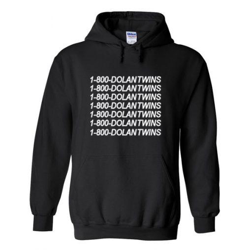 1-800-Dolantwins Hoodie (GPMU)