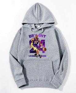 24 Kobe Bryant Printed Hoodie (GPMU)