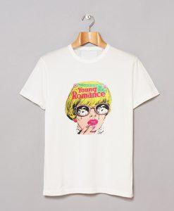 Young Romance Vintage DC Comic T Shirt (GPMU)