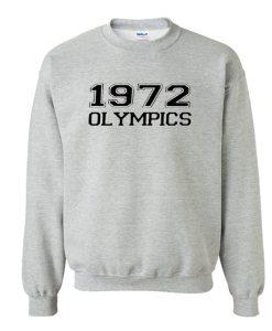 1972 Olympics Sweatshirt (GPMU)