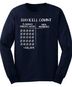 2017 Kill Count Sweatshirt (GPMU)