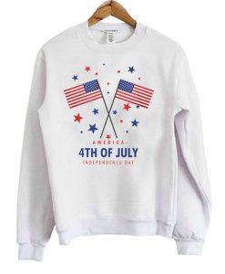 4th Of July Independence Day Sweatshirt (GPMU)