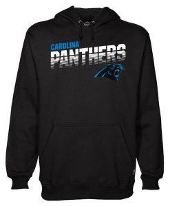 Youth Carolina Panthers Black Hoodie (GPMU)