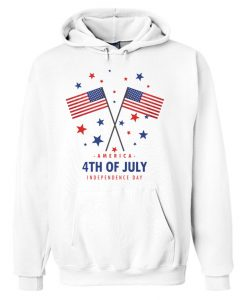 4th Of July Independence Day Hoodie (GPMU)