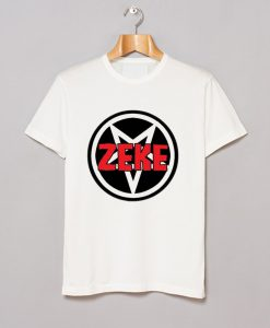 Zeke Pentagram Badge T Shirt (GPMU)