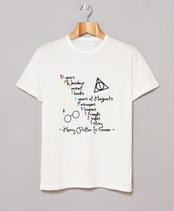 10 Years 1 Story Harry Potter Is Forever T Shirt (GPMU)