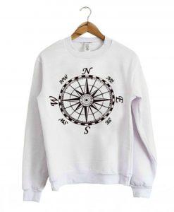 Mariners Compass Sweatshirt (GPMU)