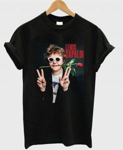 Lewis Capaldi T-Shirt (GPMU)